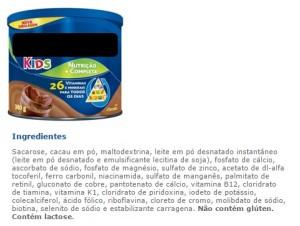 complemento alimentar infantil_rótulo